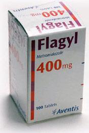 Alternative to metronidazole