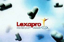 lexapro warning